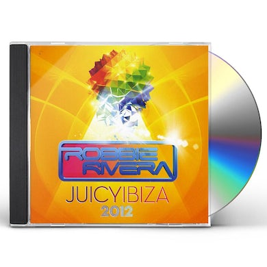 Robbie Rivera JUICY IBIZA 2012 CD