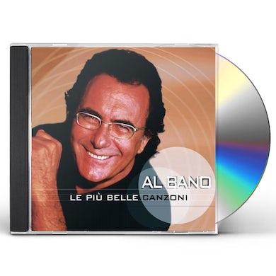 Al Bano LE PIU CANZONI CD