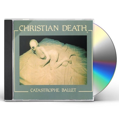 Christian Death CATASTROPHE BALLET CD