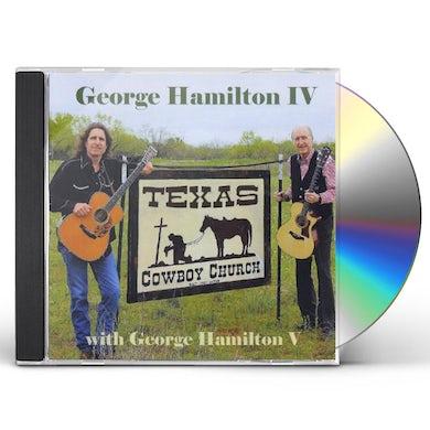George Hamilton IV TEXAS COWBOY CHURCH CD