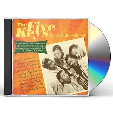 Five Keys Collection 1951 58 CD