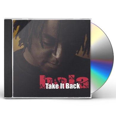 Bola TAKE IT BACK CD