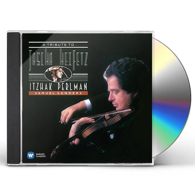 Itzhak Perlman TRIBUTE TO JASCHA HEIFETZ CD