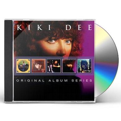 Kiki Dee ORIGNAL ALBUM SERIES CD
