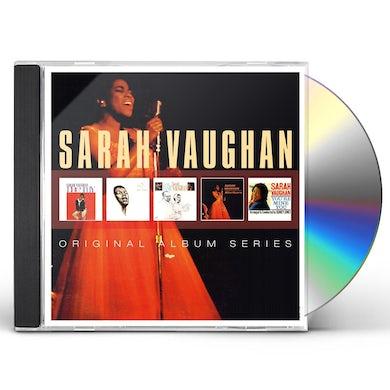 Sarah Vaughan ORIGINAL ALBUM SERIES CD