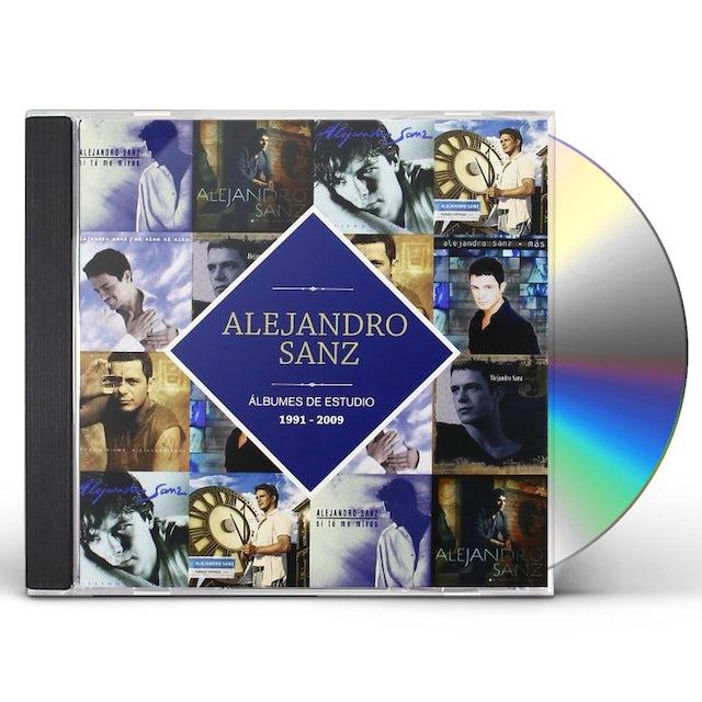 Alejandro Sanz DISCOGRAFIA COMPLETA CD