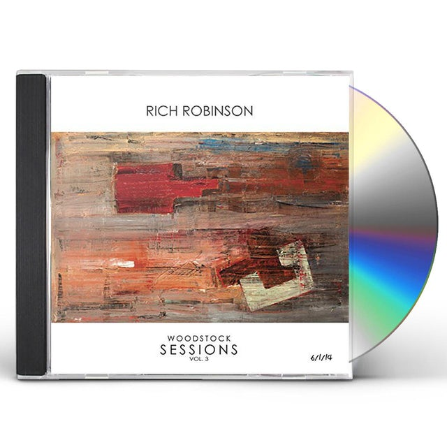 Rich Robinson WOODSTOCK SESSIONS CD