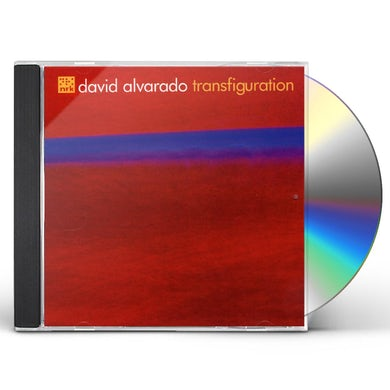 David Alvarado TRANSFIGURATION CD