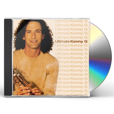 ULTIMATE KENNY G CD