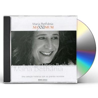 Maria Bethania MAXXIMUM (LTD ED) CD