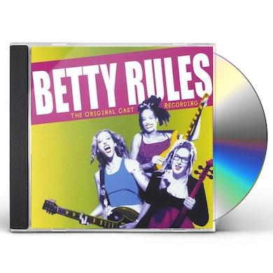 Betty RULES: O.C.R. CD