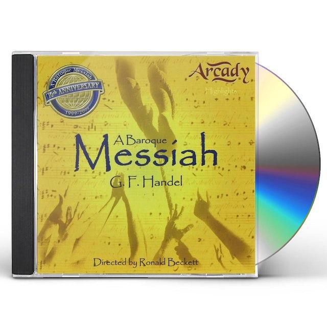 Arcady BAROQUE MESSIAH CD