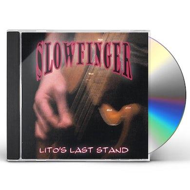 Slowfinger LITO'S LAST STAND CD