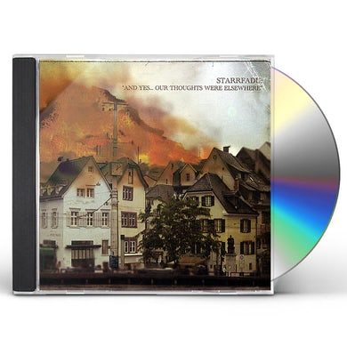 Starrfadu AND YES OUR THOUGHTS WERE ELSEWHERE CD