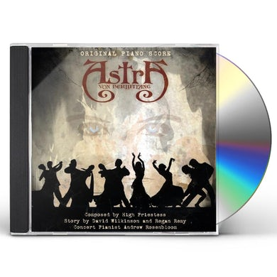 High Priestess ASTRA VON BERLIFITZING CD