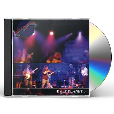 Daily Planet LIVE CD
