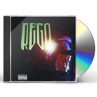 Rego BLUNT ROLLING CHAMP CD