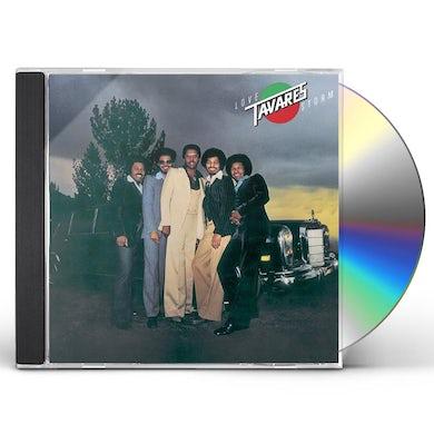 Tavares LOVE STORM CD