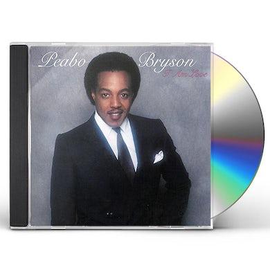 Peabo Bryson I AM LOVE CD