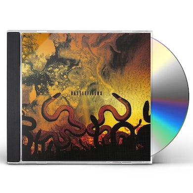 Battlefields STAINED WITH BLOOD CD