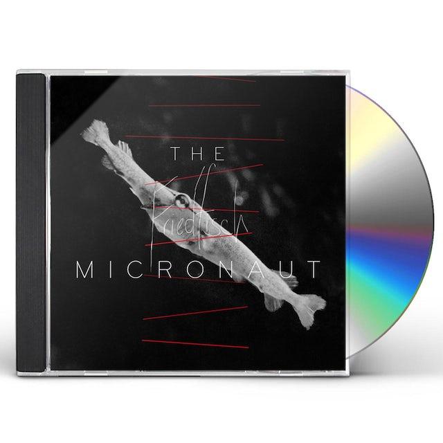 Micronaut FRIEDFISCH CD