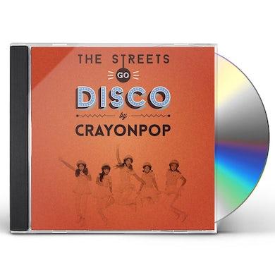 Crayon Pop STREETS GO DISCO CD