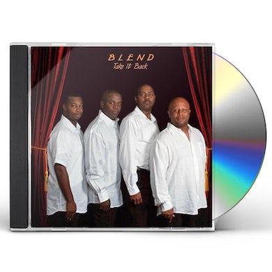 Blend TAKE IT BACK CD