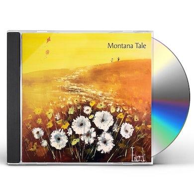 John Craigie MONTANA TALE CD