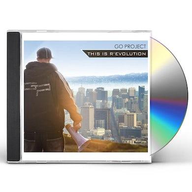 Go Project REVOLUTION CD