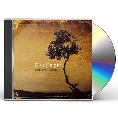 Dirk Geiger AUTUMN FIELDS CD