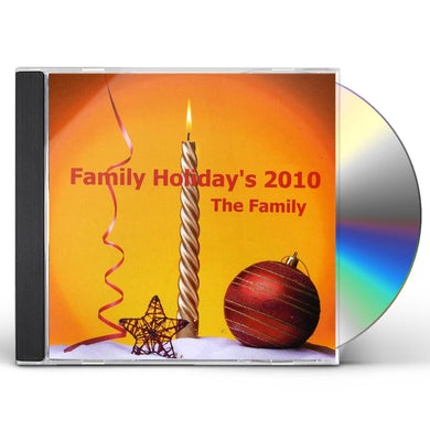The Family HOLIDAY'S 2010 CD