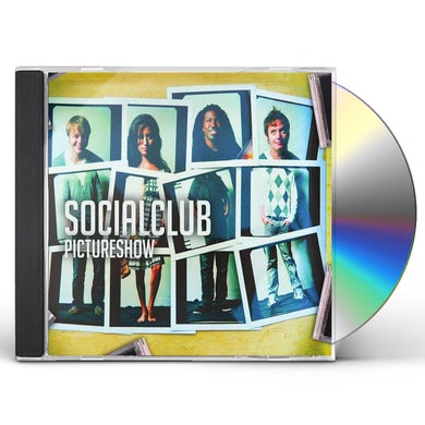 Social Club PICTURE SHOW CD