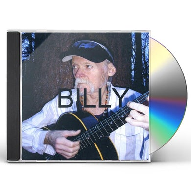 Billy Mitchel AROUND TO ME CD