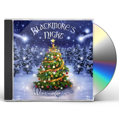 Blackmore'S Night WINTER CAROLS (2017 EDITION) CD