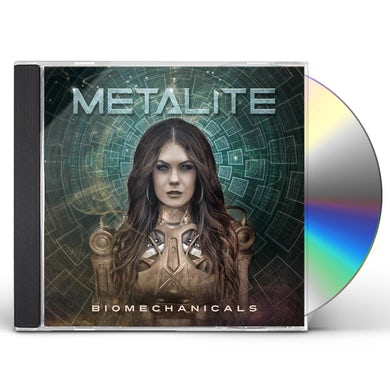 Metalite BIOMECHANICALS CD