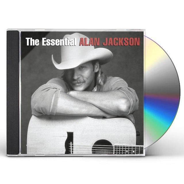 ESSENTIAL ALAN JACKSON CD