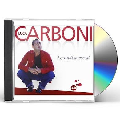 Luca Carboni I GRANDI SUCCESSI CD
