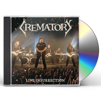 Crematory LIVE INSURRECTION CD