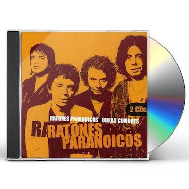 Ratones Paranoicos OBRAS CUMBRES CD