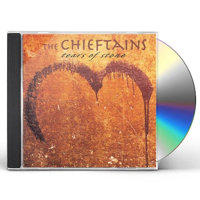 Chieftains TEARS OF STONE CD
