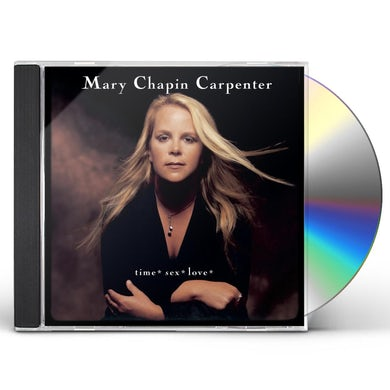 Mary-Chapin Carpenter TIME SEX LOVE CD