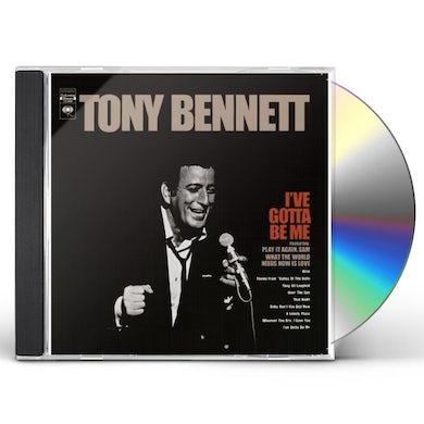 Tony Bennett I'VE GOTTA BE ME CD