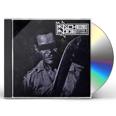 Esoteric & Stu Bangas MACHETE MODE CD