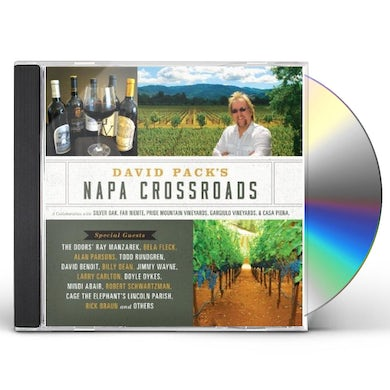 DAVID PACK'S NAPA CROSSROADS CD