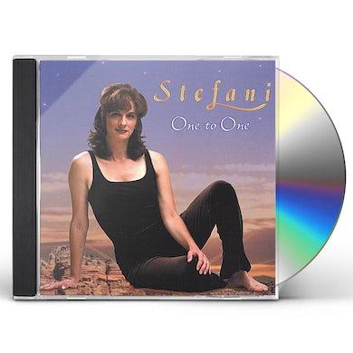 Stefani ONE TO ONE CD