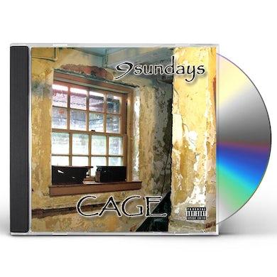 9sundays CAGE CD