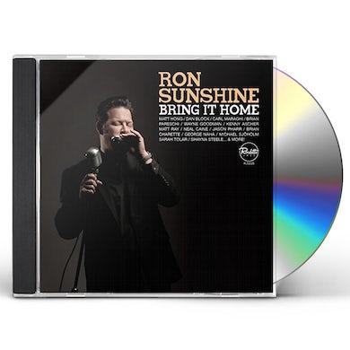 Ron Sunshine BRING IT HOME CD