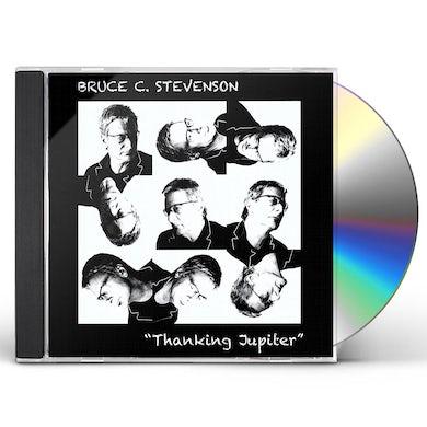 Bruce C. Stevenson THANKING JUPITER CD