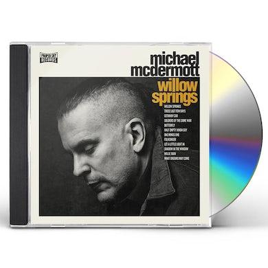Michael McDermott WILLOW SPRINGS CD
