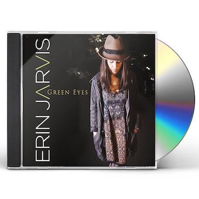 Erin Jarvis GREEN EYES CD